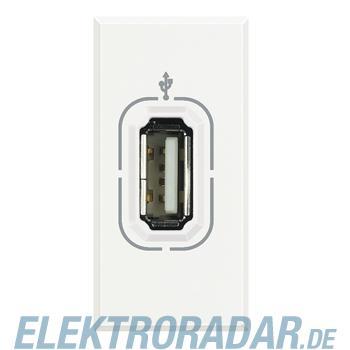 Legrand HD4285 USB-Anschlussdose White