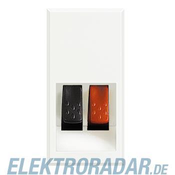 Legrand HD4294 Lautsprecherklemme 1-modulig White