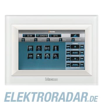 Legrand HD4690 Multimedia-Touchscreen White