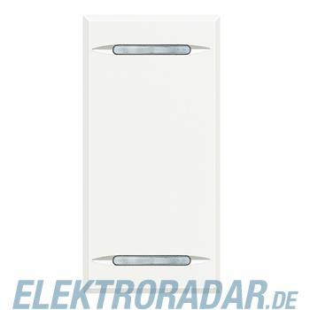 Legrand HD4911 Wippe für Tastsensor mit 1 Funktion 1-modulig Whit