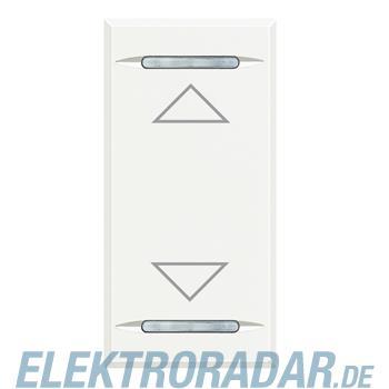 """Legrand HD4911AH """"Symbolwippe für Tastsensor mit 2 Funktionen """"""""AUF"""