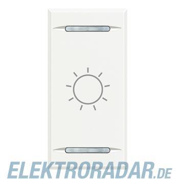 "Legrand HD4911BA ""Symbolwippe für Tastsensor mit 2 Funktionen """"Lic"