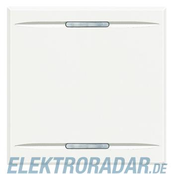 Legrand HD4911M2 Wippe für Tastsensor mit 1 Funktion 2-modulig Whit