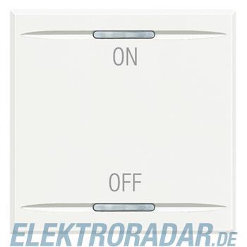 "Legrand HD4911M2AG ""Symbolwippe für Tastsensor mit 2 Funktionen """"ON-"
