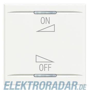"Legrand HD4911M2AI ""Symbolwippe für Tastsensor mit 2 Funktionen """"ON-"