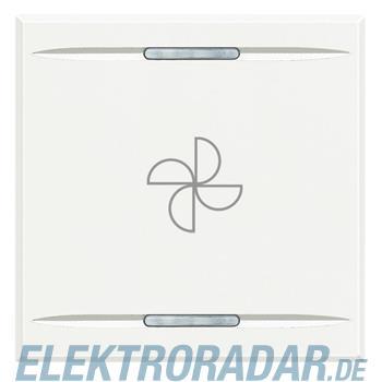 "Legrand HD4911M2BC ""Symbolwippe für Tastsensor mit 2 Funktionen """"Ven"