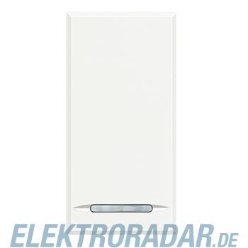 Legrand HD4915 Wippe für Tastsensor mit 2 Funktionen 1-modulig Wh