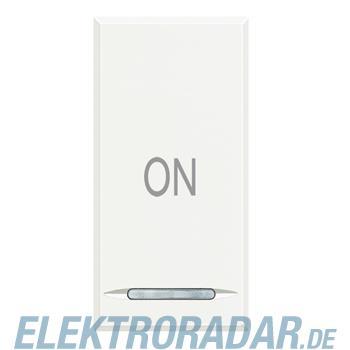 "Legrand HD4915AB ""Symbolwippe für Tastsensor mit 1 Funktion """"ON"""""