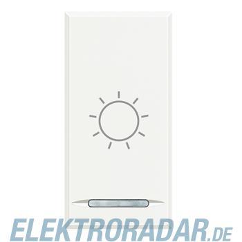 """Legrand HD4915BA """"Symbolwippe für Tastsensor mit 1 Funktion """"""""Licht"""