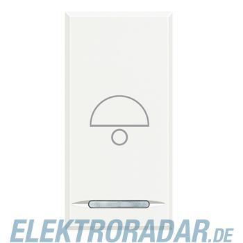 "Legrand HD4915BB ""Symbolwippe für Tastsensor mit 1 Funktion """"Glock"