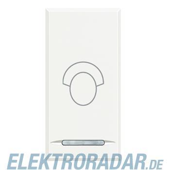 """Legrand HD4915BF """"Symbolwippe für Tastsensor mit 1 Funktion """"""""Schwe"""