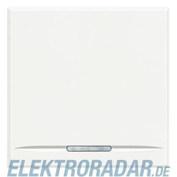 Legrand HD4915M2 Wippe für Tastsensor mit 2 Funktionen 2-modulig Wh