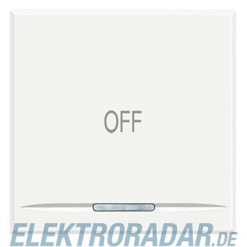 "Legrand HD4915M2AA ""Symbolwippe für Tastsensor mit 1 Funktion """"OFF"""""