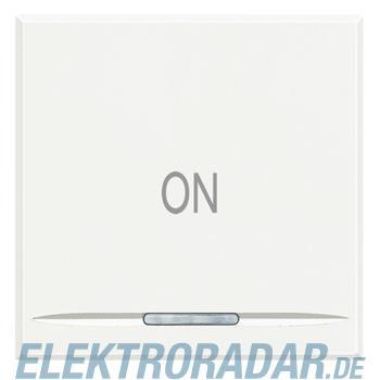 "Legrand HD4915M2AB ""Symbolwippe für Tastsensor mit 1 Funktion """"ON"""""