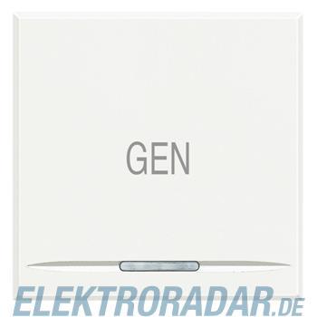 """Legrand HD4915M2AC """"Symbolwippe für Tastsensor mit 1 Funktion """"""""GEN"""""""""""