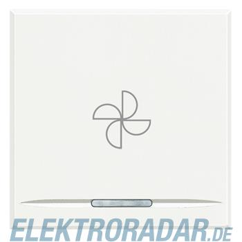 "Legrand HD4915M2BC ""Symbolwippe für Tastsensor mit 1 Funktion """"Venti"