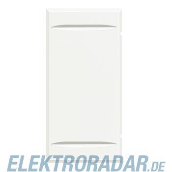Legrand HD4919 Wippe für Funksender mit Batterie White