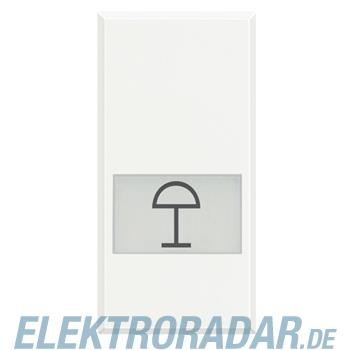 """Legrand HD4921LC """"Symbolwippe für Axialschalter bedruckt mit """"""""Tisc"""
