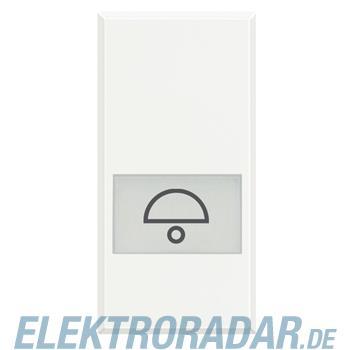 """Legrand HD4921LD """"Symbolwippe für Axialschalter bedruckt mit """"""""Gloc"""