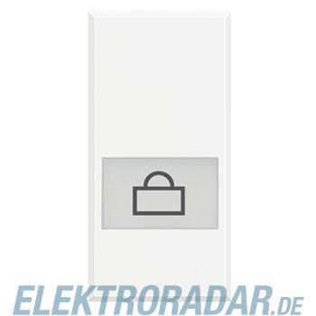 """Legrand HD4921LP """"Symbolwippe für Axialschalter bedruckt mit """"""""Koff"""