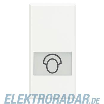 """Legrand HD4921LQ """"Symbolwippe für Axialschalter bedruckt mit """"""""Schw"""