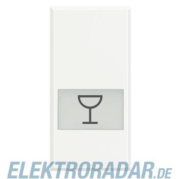 """Legrand HD4921LR """"Symbolwippe für Axialschalter bedruckt mit """"""""Serv"""