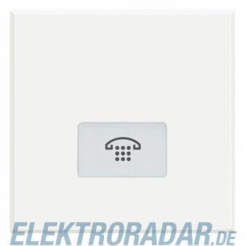 """Legrand HD4921M2LH """"Symbolwippe für Axialschalter bedruckt mit """"""""Tele"""