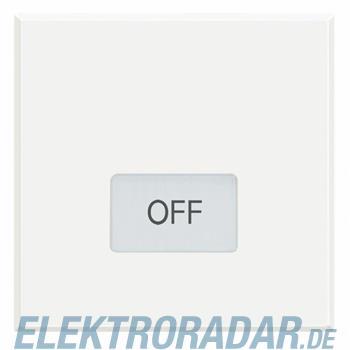 """Legrand HD4921M2LN """"Symbolwippe für Axialschalter bedruckt mit """"""""OFF"""""""