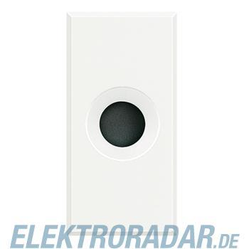 Legrand HD4953 Kabelauslass 1-modulig Durchmesser 9 mmWhite