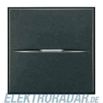 Legrand HS4001/2W Ausschalter 1-polig 16A 250V AC (SL) Axial 2-modul