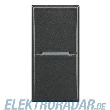 Legrand HS4005W Taster 1-polig Schließer 10A 250V AC (SL) Axial 1-