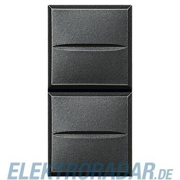Legrand HS4036 Doppeltaster 1-polig Schließer + 1-poligSchließer