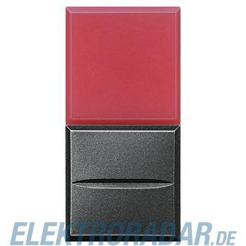 Legrand HS4038R/12 Axialtaster mit Beleuchtung 1-polig Schließer rot