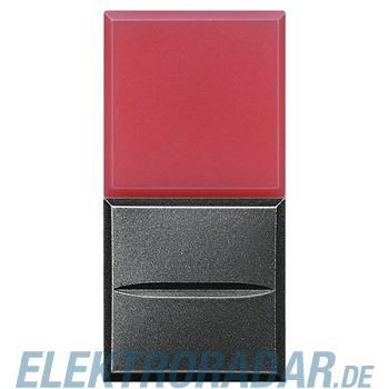 Legrand HS4038R/230 Axialtaster mit Beleuchtung 1-polig Schließer rot
