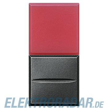Legrand HS4038R/24 Axialtaster mit Beleuchtung 1-polig Schließer rot