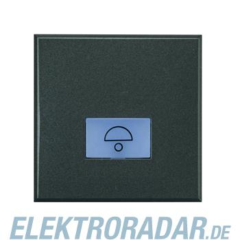 Legrand HS4042/2 Taster 1-polig Schließer 10A 250V AC mitSymbol Glo