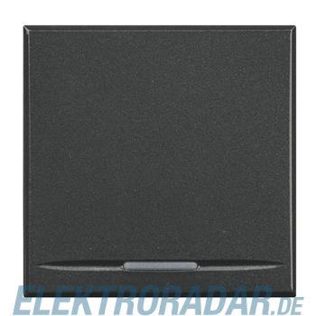 Legrand HS4051/2 Ausschalter 1-polig 16A 250V AC  2-modulig Anthraz