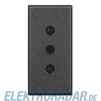 Legrand HS4113 Steckdose 2-polig+E 10A 250V AC Kinderschutz, Schr