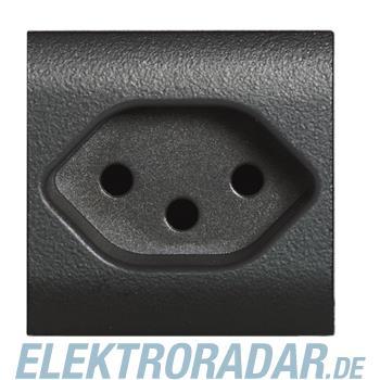 Legrand HS4164/13 Steckdose Schweizer Standard Typ 13, 2-polig+E, 10