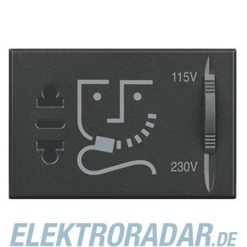 Legrand HS4177 Rasiersteckdose mit Trenntrafo, Stromversorgung 23