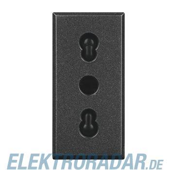 Legrand HS4180 Steckdose 2-polig+E 10/16A 250V AC Kinderschutz, S
