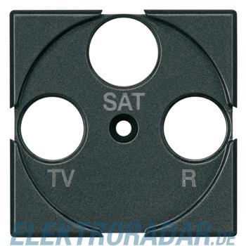 Legrand HS4207 Zentralplatte für handelsübliche Antennensteckdose