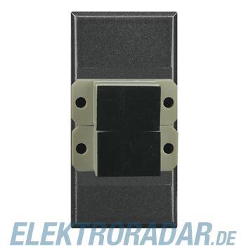 Legrand HS4268SC Glasfasersteckdose für SC Fiberoptik-Stecker duple