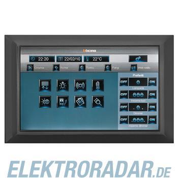 Legrand HS4690 Multimedia-Touchscreen anthrazit