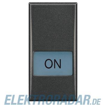 """Legrand HS4921LM """"Symbolwippe für Axialschalter bedruckt mit """"""""ON"""""""""""