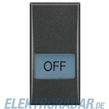 """Legrand HS4921LN """"Symbolwippe für Axialschalter bedruckt mit """"""""OFF"""""""