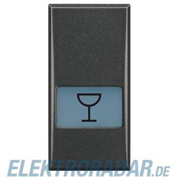 "Legrand HS4921LR ""Symbolwippe für Axialschalter bedruckt mit """"Serv"