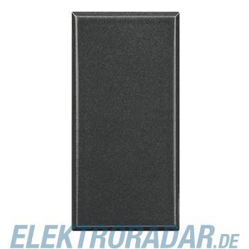Legrand HS4950 Blindabdeckung 1-modulig Anthrazit