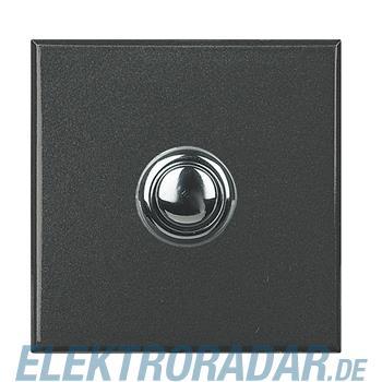 Legrand HY4001/2W Ausschalter 1-polig 16A 250V AC (SL) Style 2-modul