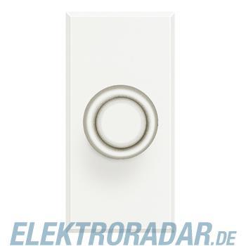 Legrand HZ4001 Ausschalter 1-polig 16A 250V AC (SK) Style 1-modul